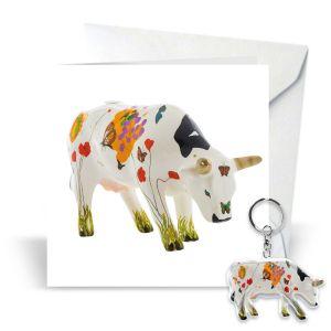 Card & Keyring - Ramona
