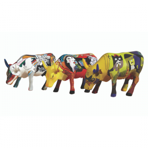 Art Pack - Pi-COW-sso (3-pack)