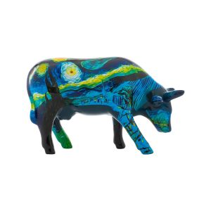 Vincent's Cow (medium ceramic)