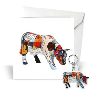 Card & Keyring - Picowso's School for the Arts