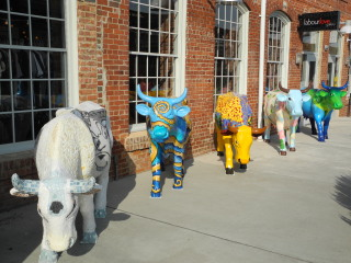 CowParade North Carolina