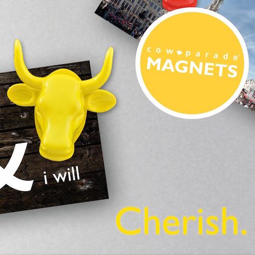 CowParade Magneet