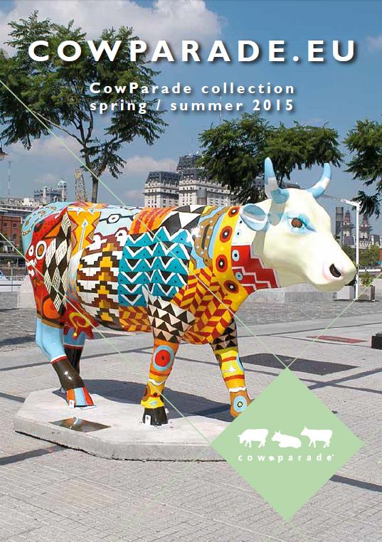 CowParade.eu Catalogue