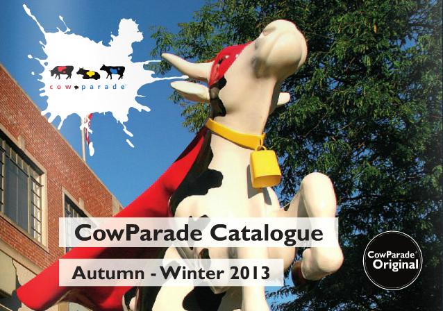 catalogus CowParade
